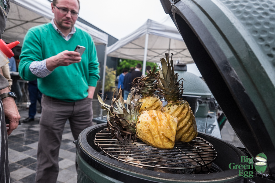 Big Green Egg Workshop Belgium